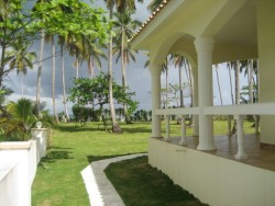 Terrific House! Located Right On Playa Coson