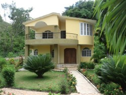 Another fine home from one of Las Terrenas' best builders