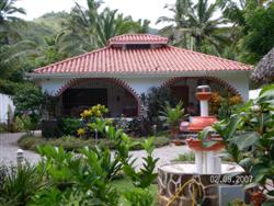 Villa in Coson with Pavilion/Bungalow